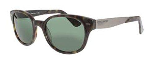 ARMAND BASI 12229 535 51,gafa sol mujer,con montura en verde-marrón havanna,lentes en verde.