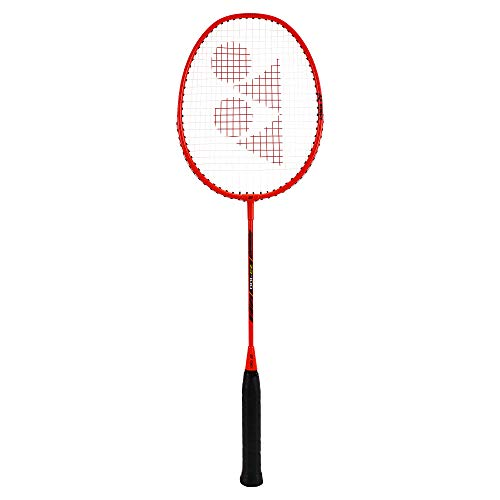 Yonex Zr 100 Aluminum Badminton Racquet (Orange)