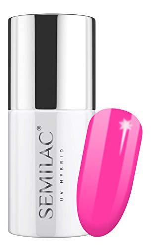 Semilac UV Hybrid Nagellack 555 Pink Bang 7ml