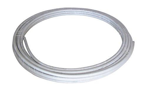 Kupferrohr ummantelt im Ring| 15 x 1 mm | 25 m