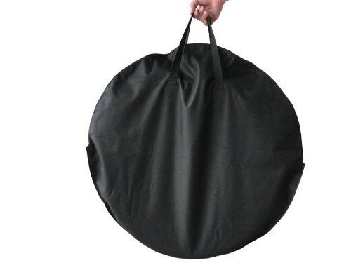 Fire Sense 22-Inch Folding Fire Pitt with Carry Bag