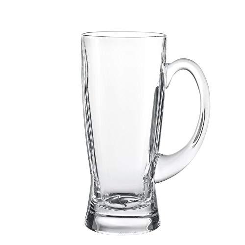 Spiegelau & Nachtmann, Bierglas, Kristallglas, Refresh Beer Stein, 4991056