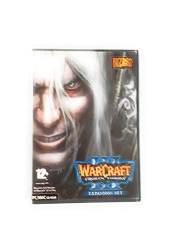 Warcraft III: The Frozen Throne Expansion Pack[UK Import]