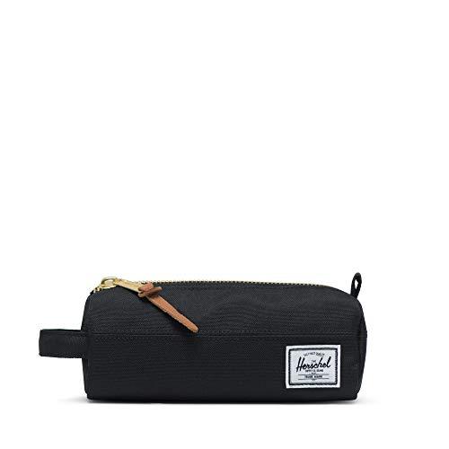 Herschel Settlement Pencil Case, Black, Classic