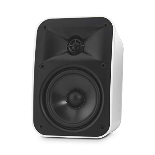JBL Control X 2-Way 5-1/4' Monitor Indoor/Outdoor Speaker - White