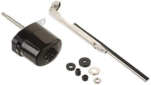 Crown Automotive 12V Wiper Motor Kit, Black