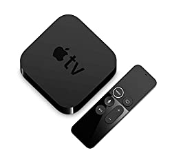 4K High Dynamic Range (Dolby Vision and HDR10) for stunning picture quality Dolby Atmos for three-dimensional, room-filling sound A10X Fusion chip for ultra-fast graphics and performance Voice search by asking the Siri Remote Use AirPlay to view phot...
