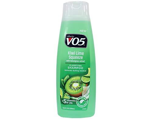 Alberto Vo5Herbal Escapes Kiwi Lime Squeeze Klärendes Shampoo 370ml