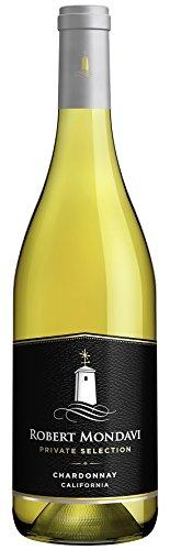 6x 0,75l - 2018er - Robert Mondavi - Private Selection - Chardonnay - Central Coast - Kalifornien - Weißwein trocken