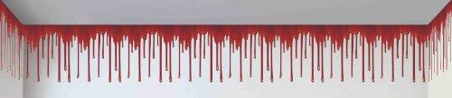Forum Novelties Party Supplies, 100', Dripping Blood