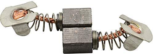 Escobillas de Carbón para MAKITA BHR200 taladro - ?x?x?mm - 0.0x0.0x0.0'' - Con dispositivo de desconexión