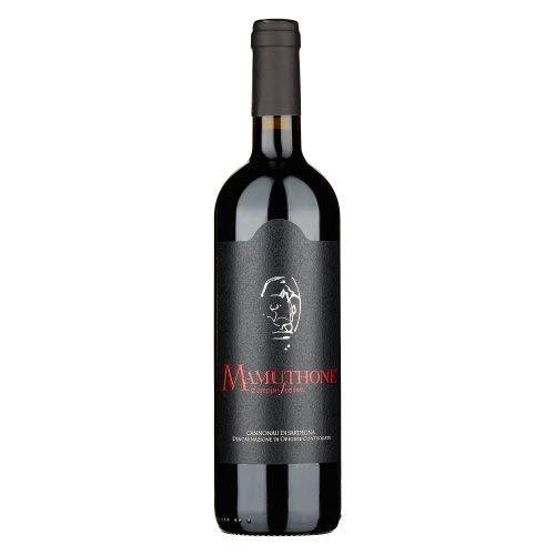6 x 0.75 l - Mamuthone, Cannonau di Sardegna Doc, vino rosso sardo prodotto da Giuseppe Sedilesu a Mamoiada
