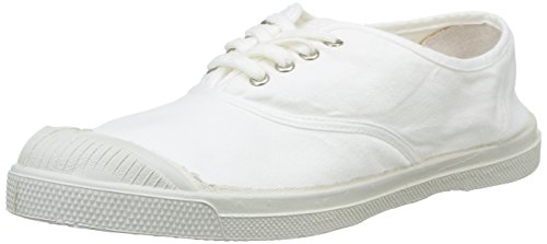 Bensimon Tennis, Damen Sneaker Weiß Blanc (Blanc 101) 39