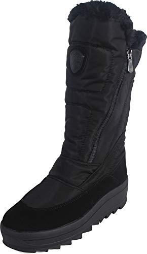 PAJAR Damen Tonia Iron Boots, Schwarz (schwarz), 42.5/43 EU