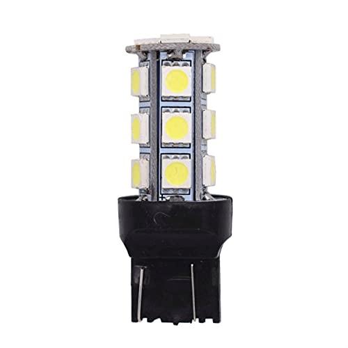 youyu6-2o521 Faros LED T20 7440 7443 T25 3157 LED Bombilla 5050 1 8SMD LED Luces de señal de Turno de Coche Lámpara de Cola Luz de Freno 12V Blanco El Ahorro de energía