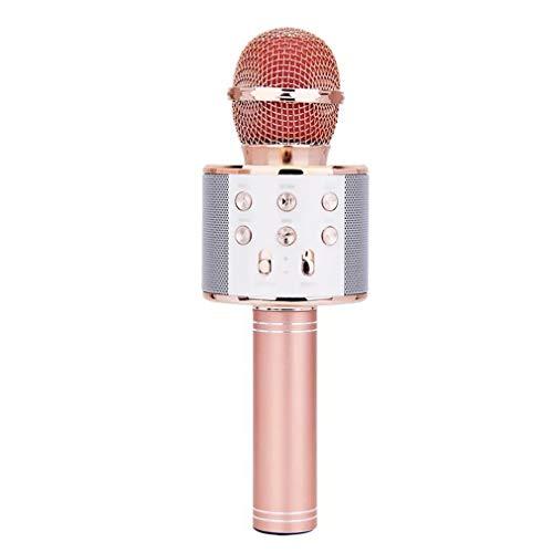 Mobiele Telefoon Karaoke Ktv Wireless Condensator Microfoon, Live Karaoke Microfoon Audio Geïntegreerde Professionele Microfoon