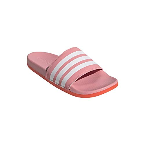 adidas Comfort Women Adilette - Chanclas para mujer, color Rosa, talla 40.5 EU