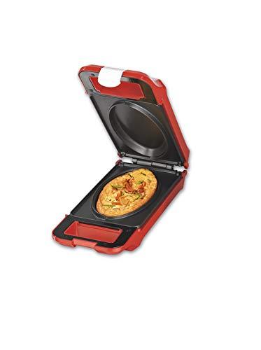 Gourmetmaxx Multi-Grill Verticale 04488 Rosso