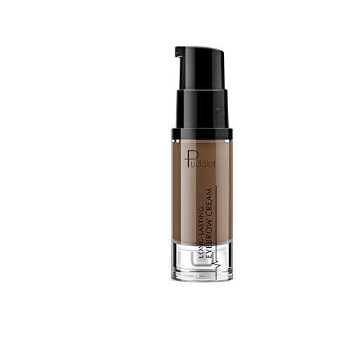 REMIFA Augenbrauenfarbstoffgel wasserdichtes Make-up, 4D Nude Make-up, natürliche, lang anhaltende, wasserfeste und schweißfeste flüssige Augenbrauencreme, Augenbrauencreme, geeignet für (p3)