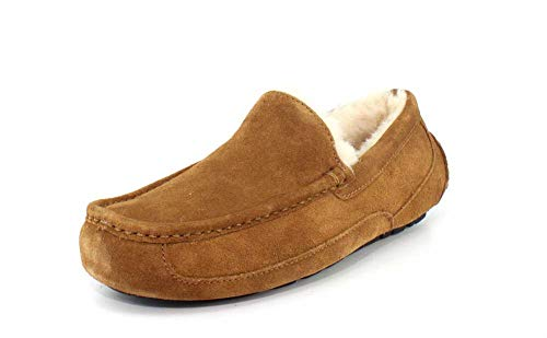 UGG Mens Ascot Chestnut Slipper - 11