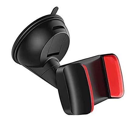 Soporte de teléfono móvil para coche, rotación de 360° para salpicadero/ventilación de aire, soporte universal de coche para iPhone XS Max XR X 8 GalaxyNote9 S9 S8 S7 Nexus y otros