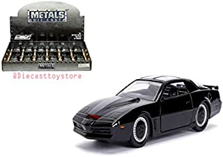 New DIECAST Toys CAR JADA 1:32 Display - Metals - Hollywood Rides - Knight Rider K.I.T.T. - 1982 Pontiac Firebird U.S. ONLY 30923-DP1