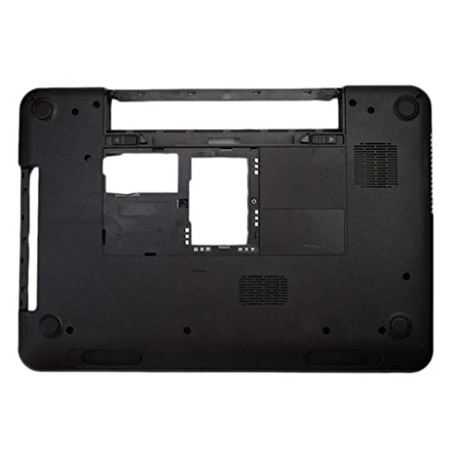 H HILABEE Replacement Bottom Case Base Cover Part for Dell Inspiron 15R/ M5110/ N5110