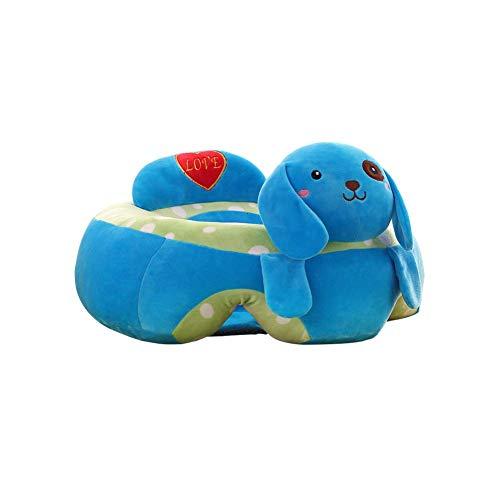 iBaste Sitzsack Baby Kindersitzsack Spielzimmer Baby Stützsitz lernen sitzen weichen Stuhl Kissen Sofa Plüsch Kissen Spielzeug