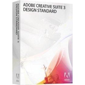 Adobe Creative Suite 3 Design Standard Upgrade französisch