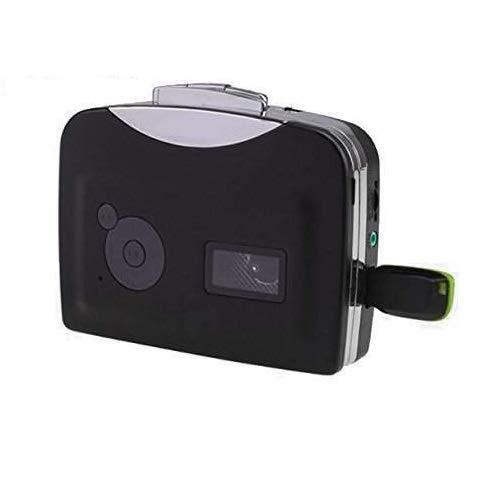 Tobo Cassette Player, Portable Cassette to MP3 Converter Retro Walkman Music Recorder with Earphone, Convert Cassette to MP3 via USB Disk, No Need Driver (Cassette to USB)