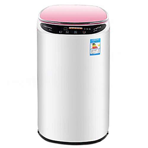 Washer Mini Lavadora, Lavadora Y Secadora DoméStica Totalmente AutomáTica, PequeñA Lavadora De Doble Uso Capacidad De 5,5 Kg para Prendas PequeñAs Ropa De Bebé