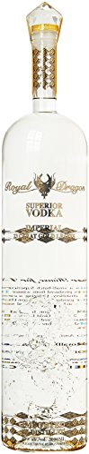 Royal Dragon Vodka Imperial - 3000 ml