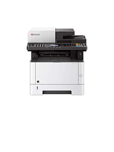 Kyocera Klimaschutz-System Ecosys M2135dn Multifunktionsdrucker (Drucken, Kopieren, Scannen. Inkl. Mobile-Print-Funktion) schwarz-weiß