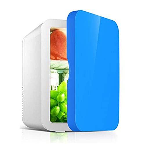 H.Slay Tragbarer Mini-Kühlschrank Auto Mini-Kühlschrank Outdoor Silent Cute Juggernog Mini-Kühlschrank