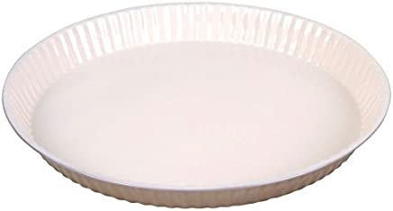 ASA Grande Obsttortenform 28x28x5 cm wei/ß gl/änzend Keramik