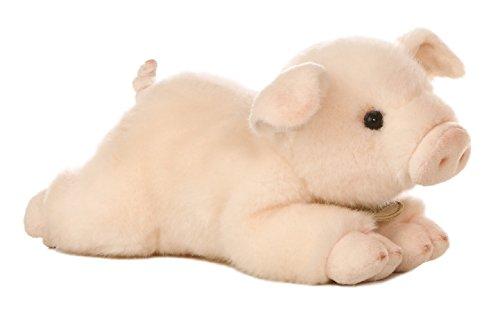 Aurora World Miyoni Pig Plush, 8'