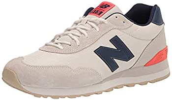 New Balance Men s 515 V3 Sneaker Rain Cloud/Navy/Red 10.5