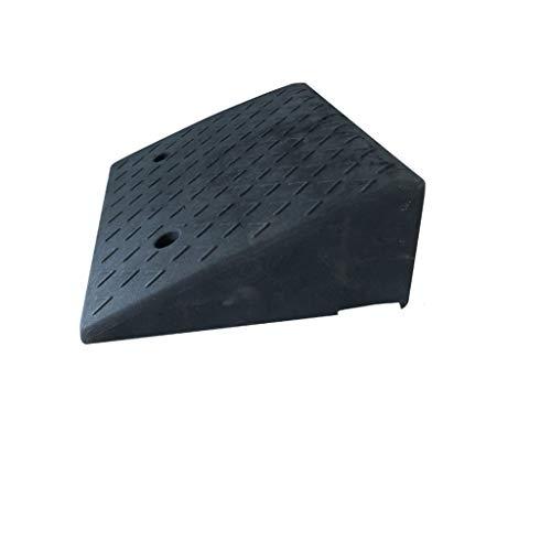 15 cm de 16 cm de alto y rampas de estacionamiento Hospital de Niños de rampas for bicicletas rampas de servicio Rampas for Motocicleta Ruedas (Color : Black, Size : 50 * 38 * 15CM)