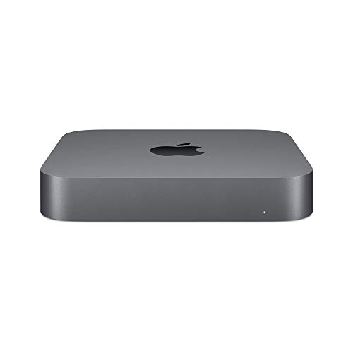 Nuovo Apple Mac mini (Processore Intel Core i3 quad‑core di ottava generazione a 3,6GHz, 8GB RAM, 256GB)