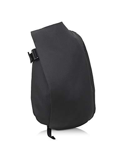CÔTE&CIEL Luxury Fashion Herren 27710BLACK Schwarz Nylon Rucksack | Jahreszeit Permanent