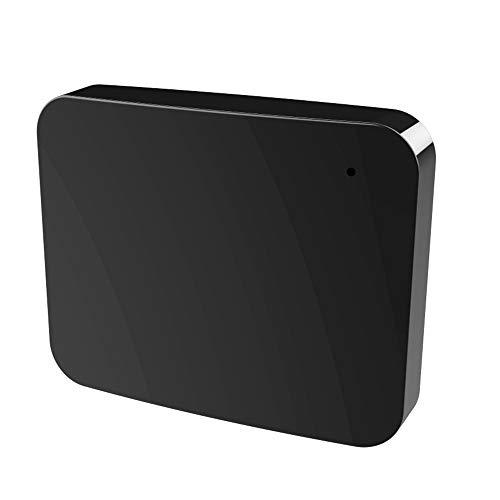 Jiaji Mini receptor Bluetooth, adaptador de audio inalámbrico HIFI, Bluetooth 5.0 Audio inalámbrico estéreo 30 pines adaptador para Bose Sounddock II 2 IX 10 altavoz