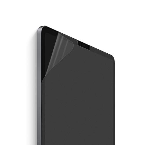 Afocuz Compact*iPad Paper* HD Easy Installation Device,Anti-Reflective, Diamonds Hard Tempered Glass,0.17mm Screen Protector (for New iPad Pro 11-11 in)