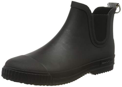 GANT Footwear Damen Mandy Stiefeletten, Schwarz (Black G00), 40 EU