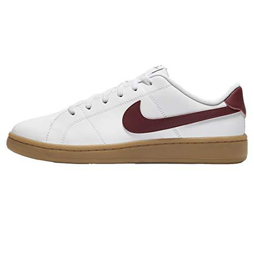 Nike Court Royale 2, Zapatos de Tenis Hombre, White Team Red Gum...