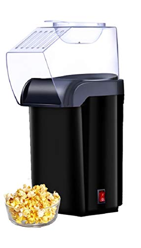 Check Out This Hot Air Popper PopcornPopcorn Maker 1200W,No Oil Needed Healthy Family with Measuring...