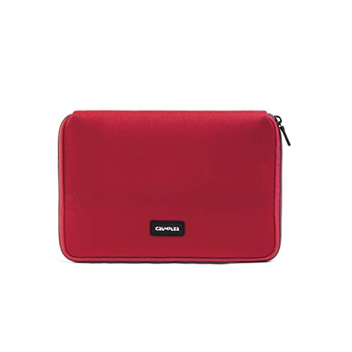 Crumpler Neopren Laptop-Schutzhülle Base Layer 13 Zoll, perfekt für MacBook Pro 13'' 2016-2019 & MacBook Pro Air 13'' 2019, rot BLA-LAPT-13-01-002