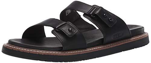 KEEN Women's Lana Slide Sandal, Black
