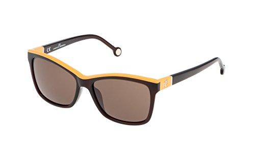 Carolina Herrera SHE598550958 Gafas de sol, Multicolor, 55 para Mujer