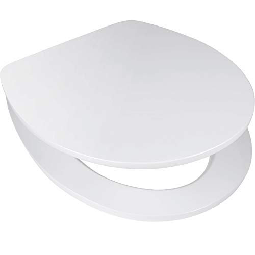 baliv WC-Sitz Tonda | Toilettendeckel - robust und belastbar bis 150 kg
