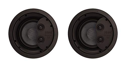 Check Out This 2 x Phase Tech CI6.3X 6.5 2Way Ceiling Speaker in Wall Tweeter Home Audio